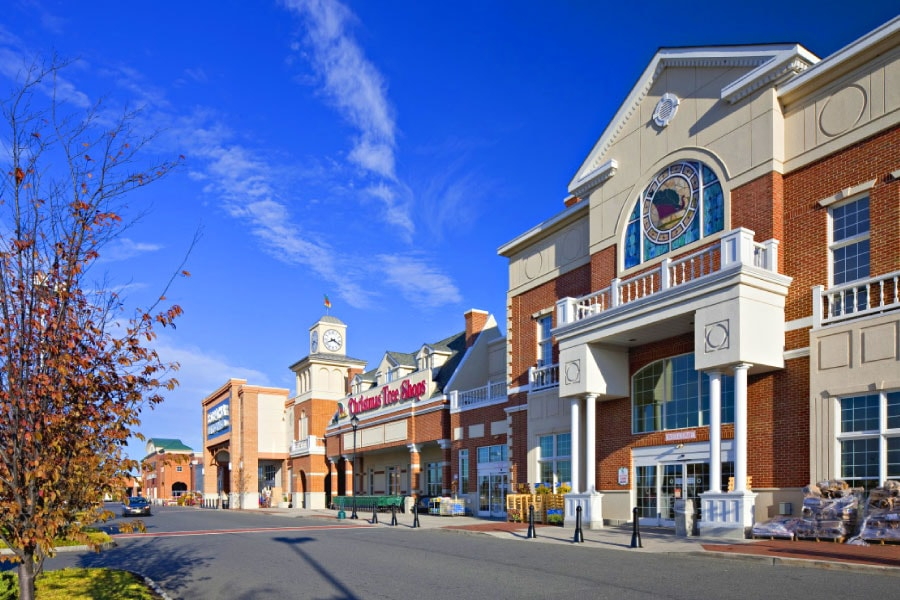 Market place at garden state park shopping center in - Market place at garden state park ...