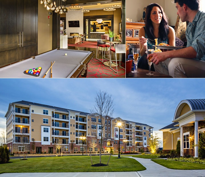 Luxury Apartments, Townhomes & Condominiums in Cherry Hill, NJ